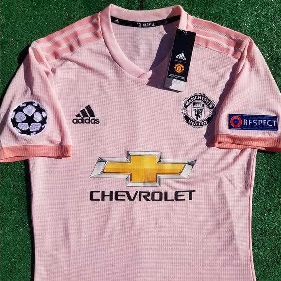 a2d4fe251 18 19 Manchester United away soccer jersey Martial